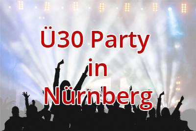 Ü30 Party in Nürnberg - Singleparty im Terminal90 in Nürnberg